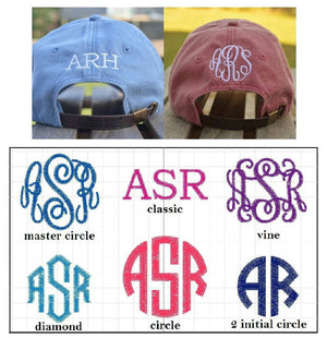 STL Airport Code Baseball Hat - Charcoal Monogrammed St. Louis Airport Code Hat - Embroidered Saint Louis Ball Cap
