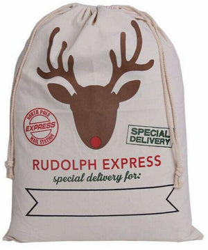 Personalized Santa Sack