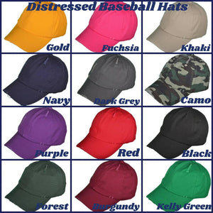 Awareness ribbon baseball hat, ovarian, breast, lung, all cancers, childhood, leukemia, causes, cancer awareness ribbon baseball cap