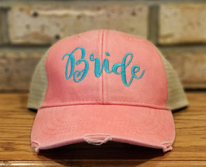 Bride Hat, Bachelorette Party Hats, Wedding, Honeymoon, Mrs.  I'll Bring The Alcohol, Bad Decisions, Girls Night Out, Trip, Birthday Hat