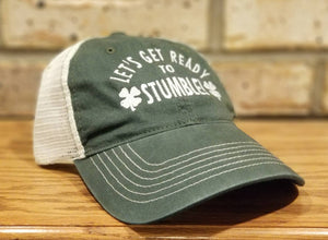 Let's Get Ready To Stumble Hat, St Patricks Day Drinking, Parade, Party, St Pattys Day, I'll Bring The Alcohol, Bad Decisions Hat