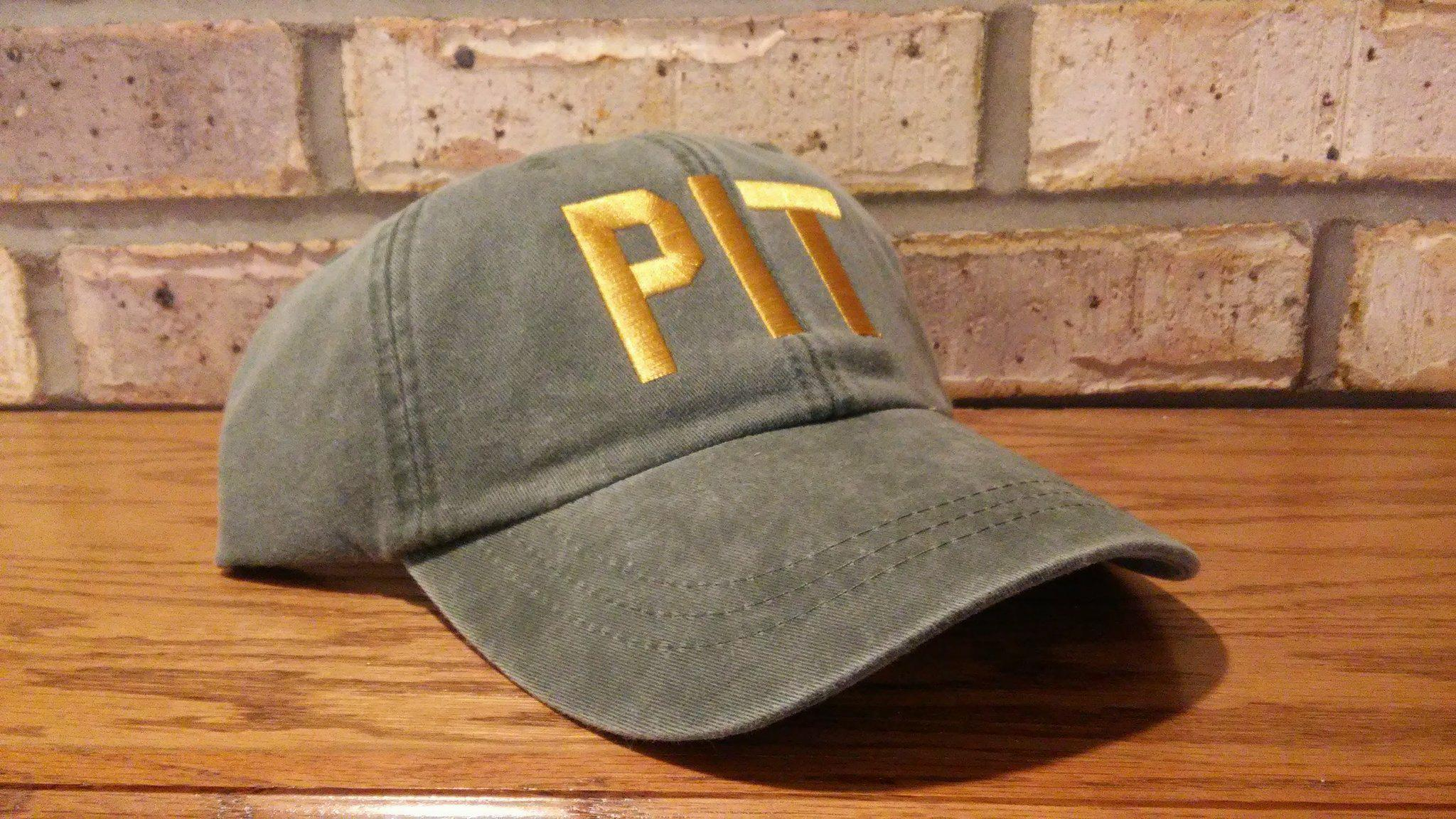 Any City Airport Code Pigment Dyed Baseball Hat
