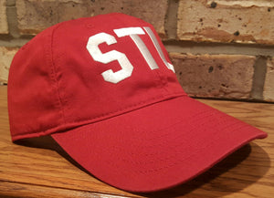 STL Airport Code Baseball Hat - True Color