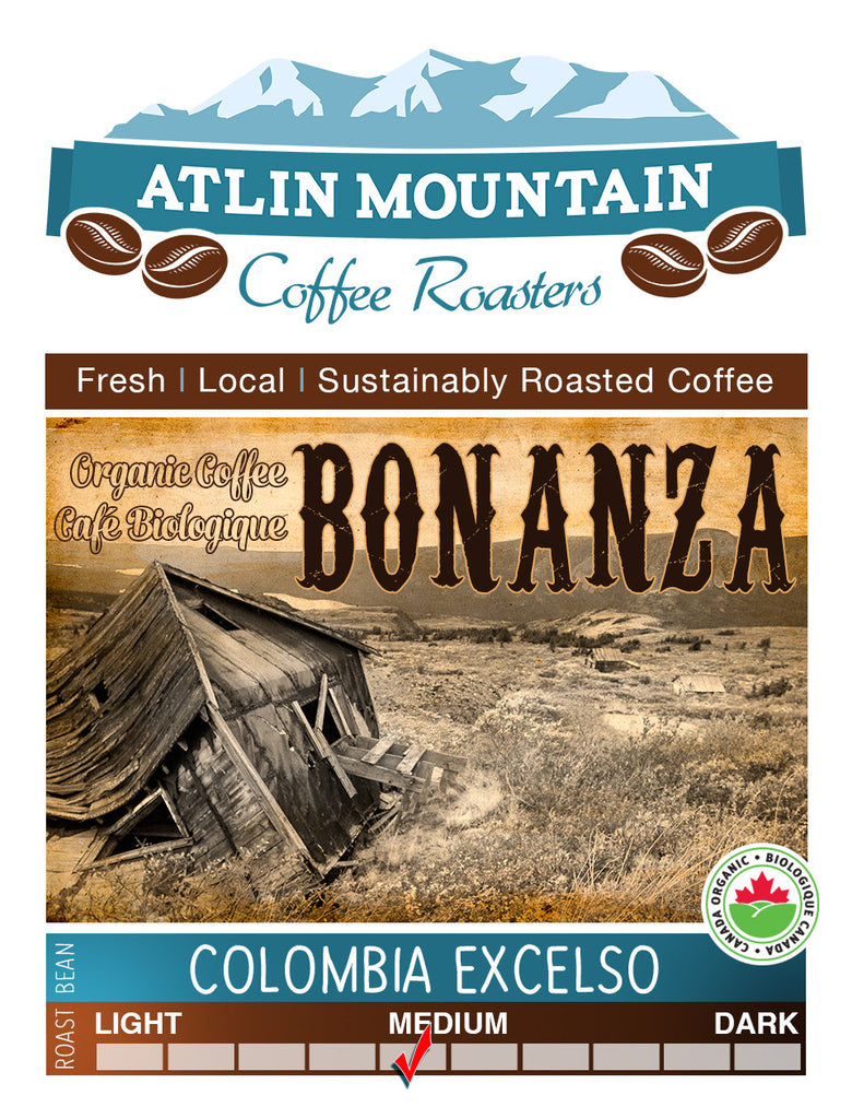 About the origin of our Colombia Excelso (Bonanza).
