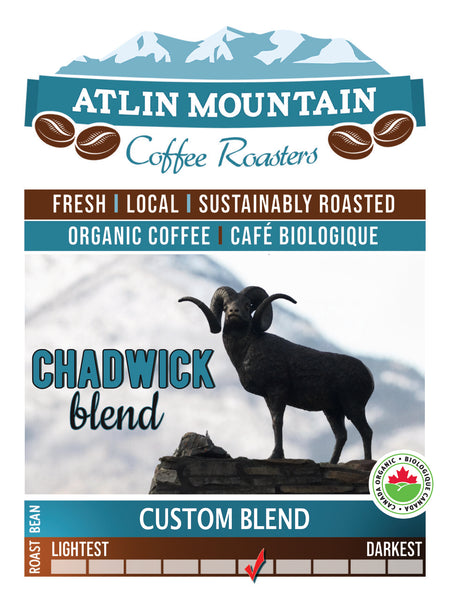 Chadwick blend - Stone sheep - Fundraiser for BC Wild Sheep Society