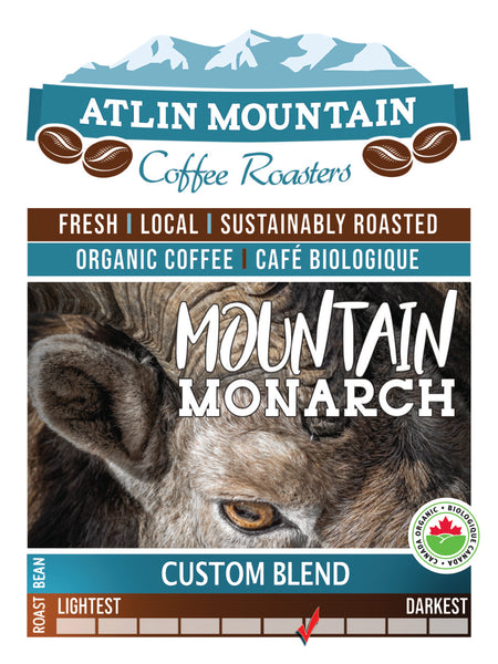 Mountain Monarch - California Bighorn Blend - Fundraiser for BC Wild Sheep society