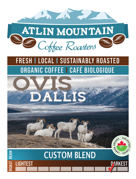 Ovis Dallis - Dall sheep blend - Fundraiser for BC Wild sheep society