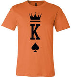 King - Playing Card