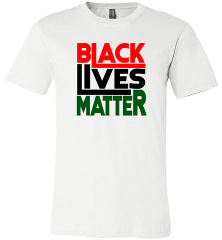 Black Lives Matter Tri Color