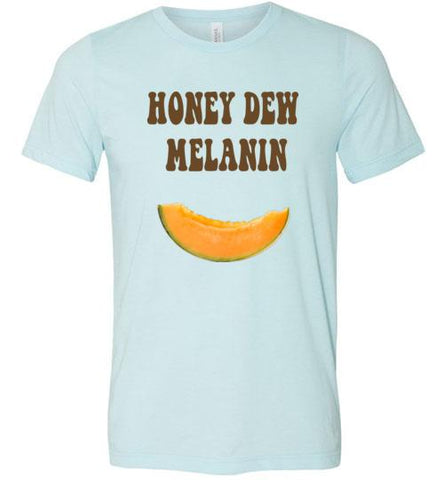 Honey Dew  Melanin Orange