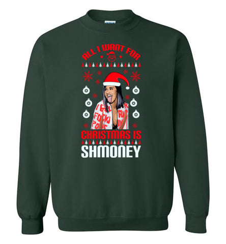 All I Want For Christmas Is Shmoney