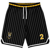 Killmonger #2 Wakanda Black Panther Basketball Shorts