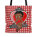 The Original Betty Boop - Large Tote Bag