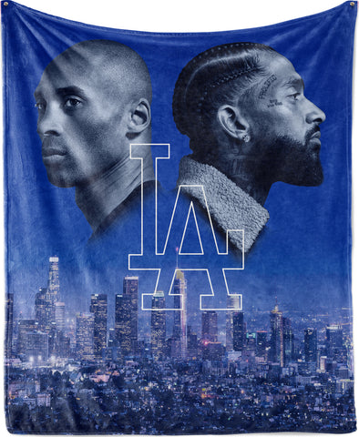 Kobe and Nipsey - Blanket