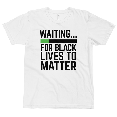 Waiting for Black Lives To Matter