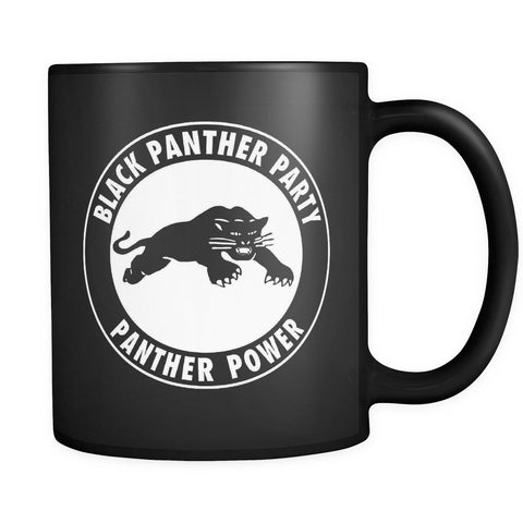Black Panther Party Mug - Melanin Apparel
