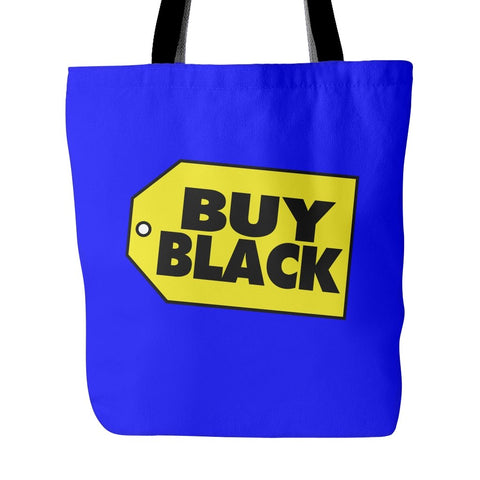 Buy Black Tote - Melanin Apparel