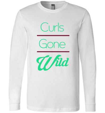 Curls Gone Wild - Melanin Apparel