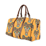 Elephant Large Waterproof Travel Bag - Melanin Apparel
