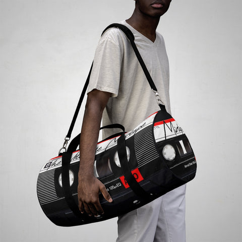 The Ultimate Mixtape Duffel Bag