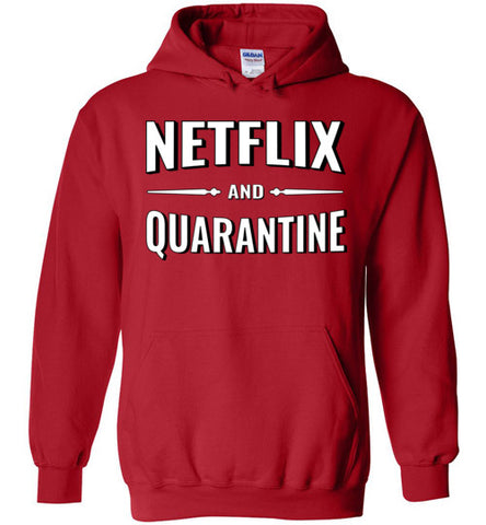 Netflix And Quarantine