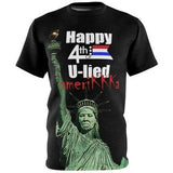 Harriet Tubman Statue Of Liberty Happy 4th Of U-Lied AmericKKKa - Melanin Apparel