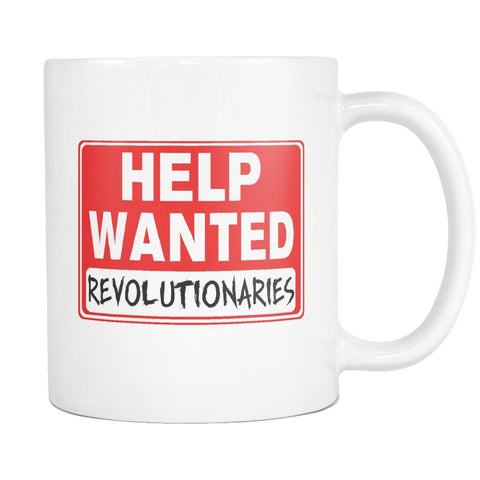Help Wanted Mug - Melanin Apparel