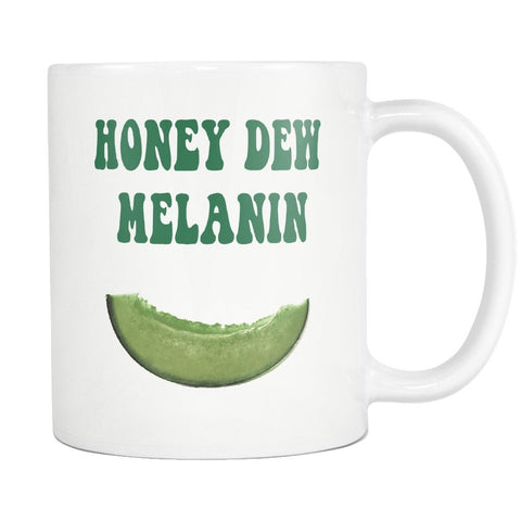 Honey dew Melanin Mug - Melanin Apparel