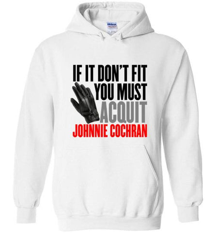 If It Don't Fit You Must Acquit - Melanin Apparel