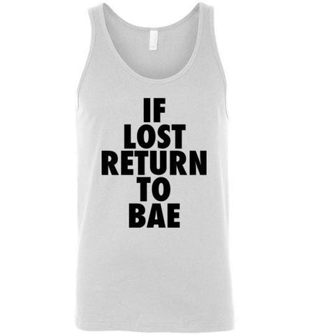 If Lost Return Return To Bae - Melanin Apparel