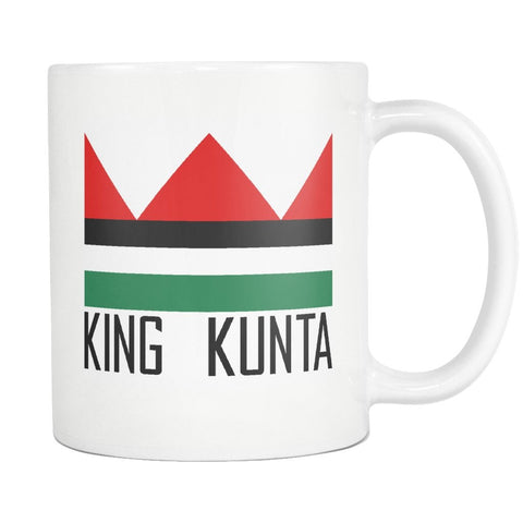 King Kunta Mug - Melanin Apparel