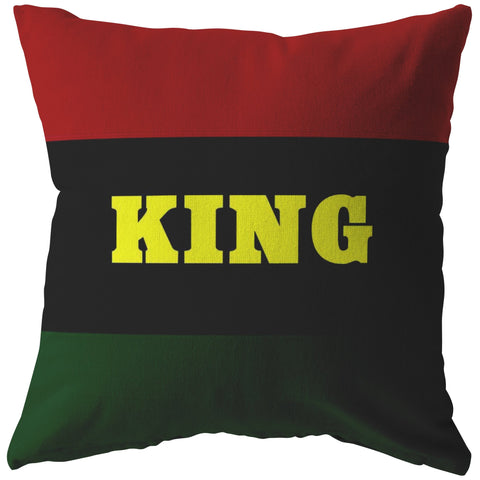 KING PILLOW - Melanin Apparel
