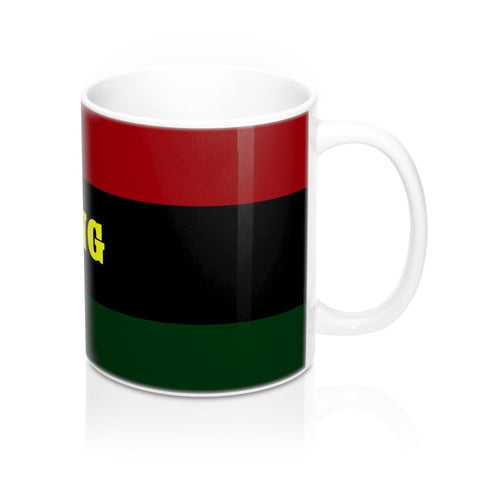 King RBG Mug - Melanin Apparel