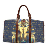 King Tut Large Waterproof Travel Bag - Melanin Apparel