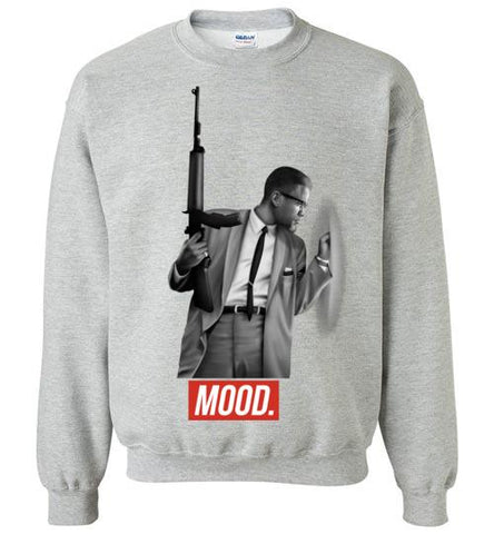 Malcolm Mood Sweatshirt - Melanin Apparel