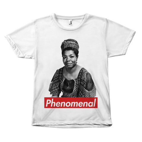 Maya Phenomenal Large Print Tee