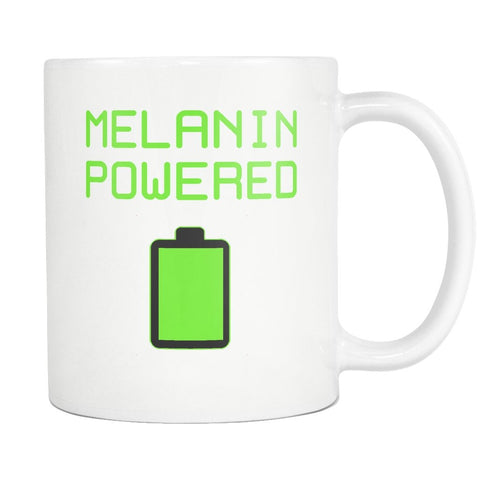 Melanin Powered Mug - Melanin Apparel