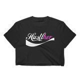 Hustlher Crop Top