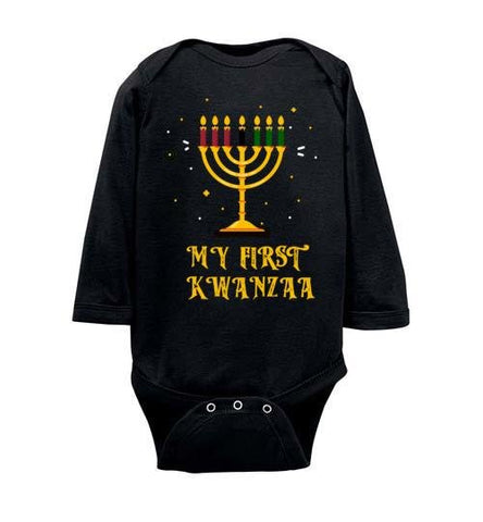 My First Kwanzaa - Melanin Apparel