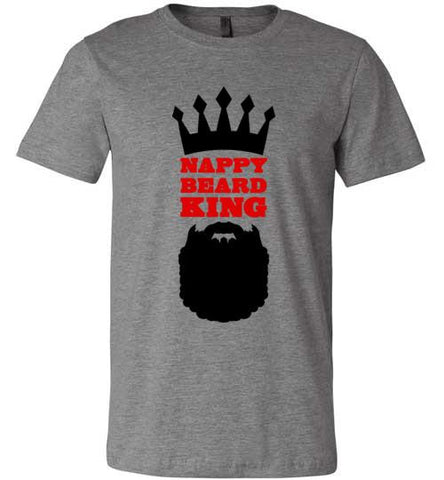 Nappy Beard King - Melanin Apparel