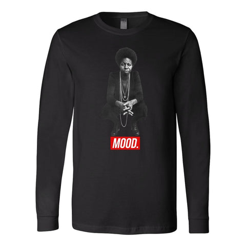 Nina Simone Long Sleeve - Melanin Apparel