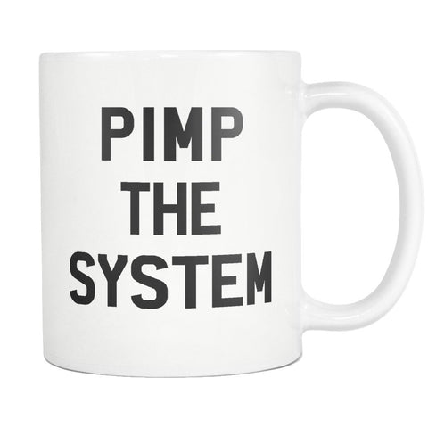 Pimp the System - Melanin Apparel