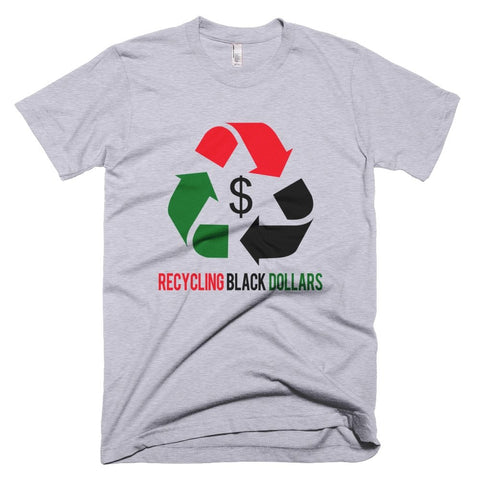 Recycling Black Dollars - Melanin Apparel