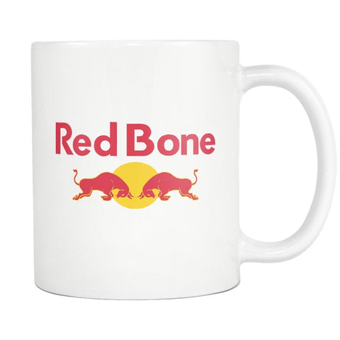 Red Bone Mug - Melanin Apparel