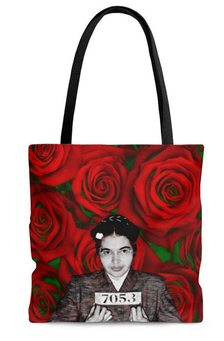 ROSA PARKS 7053 TOTE BAG - Melanin Apparel