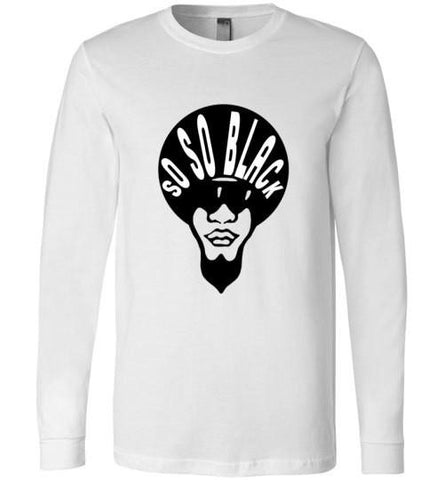 So So Black - Melanin Apparel