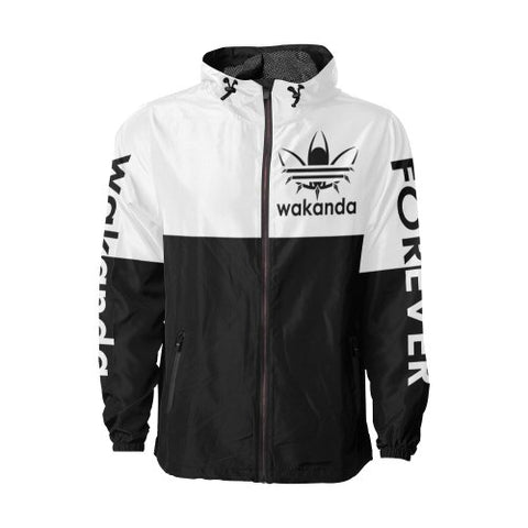 Wakanda Windbreaker - Melanin Apparel
