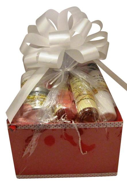Tanya's Bath and Body Mini Me Bath and Body Gift Basket Mini Me Bath and Body Gift Basket