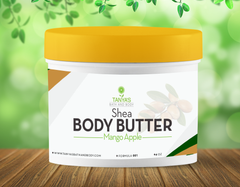 Tanya's Bath and Body Shea Butter Whipped Shea Butter, Organic, Shea Butter, Soothing for all Skin Types