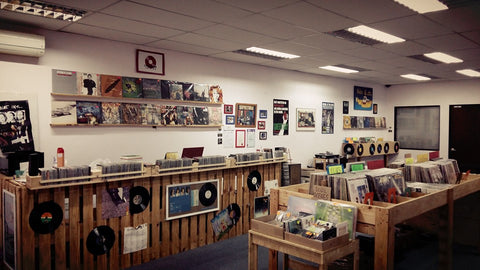 Looking for vinyl records in Malaysia? Here is a suggested
